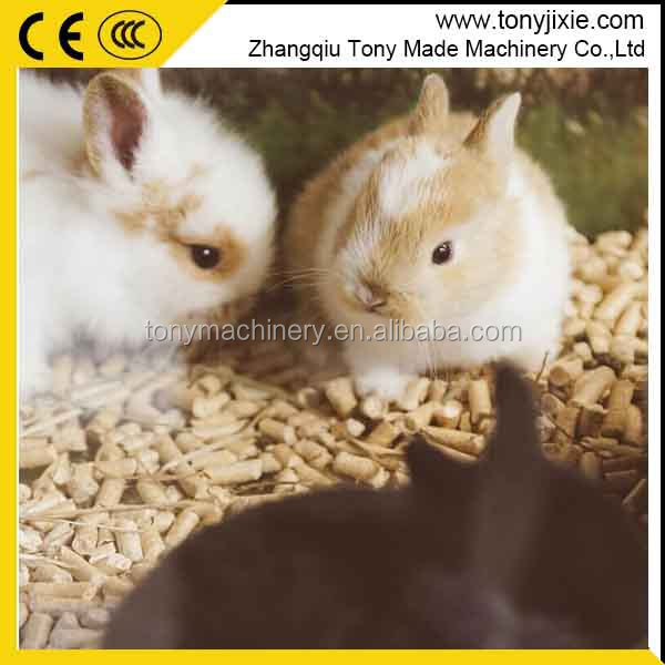 Animal flat die poultry feed pellet machine with factory good price