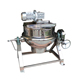 stainless steel electric oil vacuum gas heated with stirrer 500 liter steam cooking double steam jacketed kettle price
