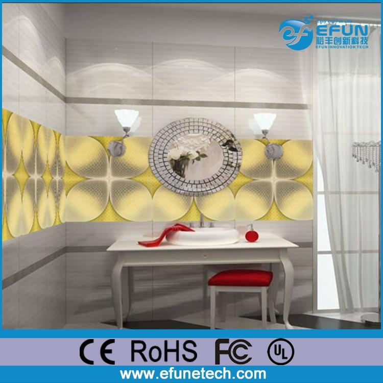 Pvc Lightweight 3d Vinyl Wall Board Waterproof Commercial Bathroom Wall Panels Buy Commercial