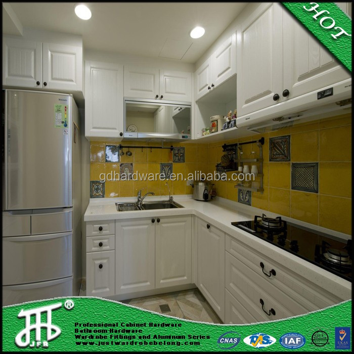 distinctive for its traditional properties pvc modular kitchen with appliances