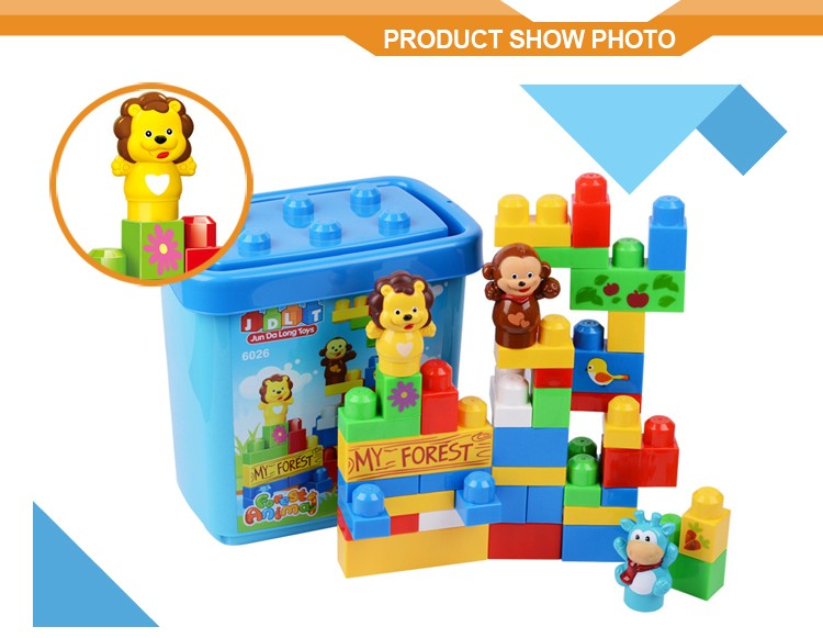 Quality building block set,educational kid toy brick