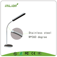 like solar light OLED light table lamp with touch dimmer