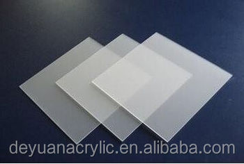 Custom made acrylic diffuser, acrylic led light diffuser sheet