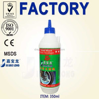 Anti tire puncture sealer liquid tire sealant 350ml