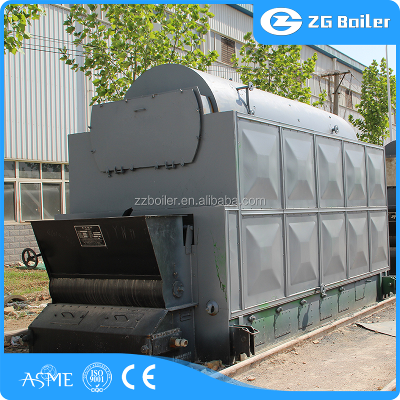 Factory sell price sunflower husk boiler