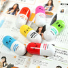 Cute Kawaii Capsule Creative Pills Ball