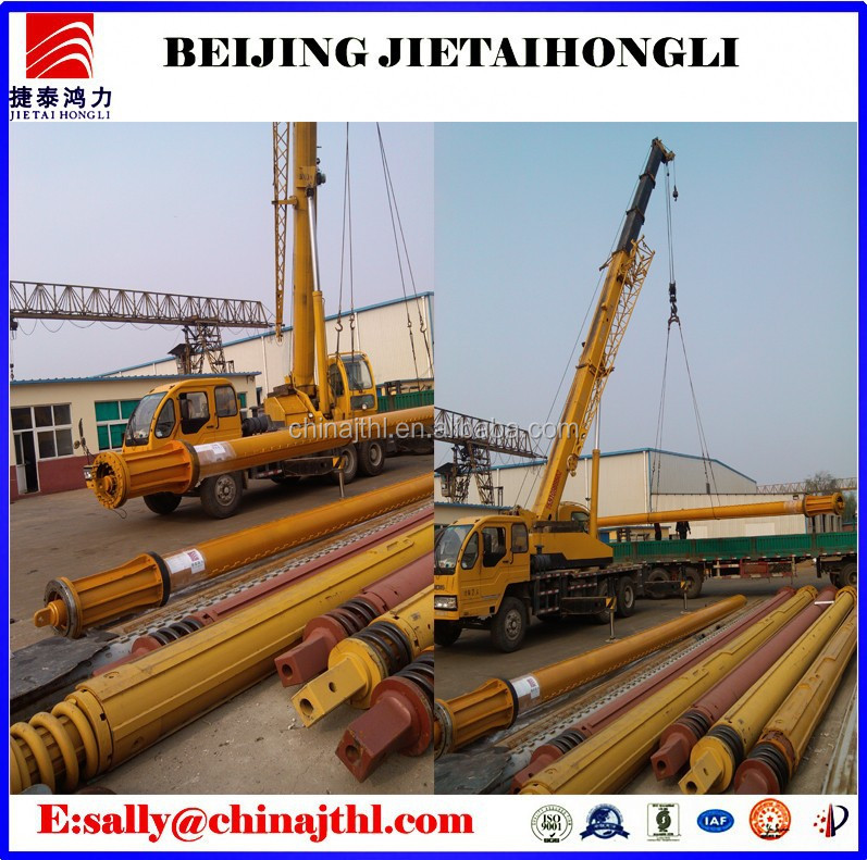 IMT AF 180 telescopic type kelly bar for drilling rig