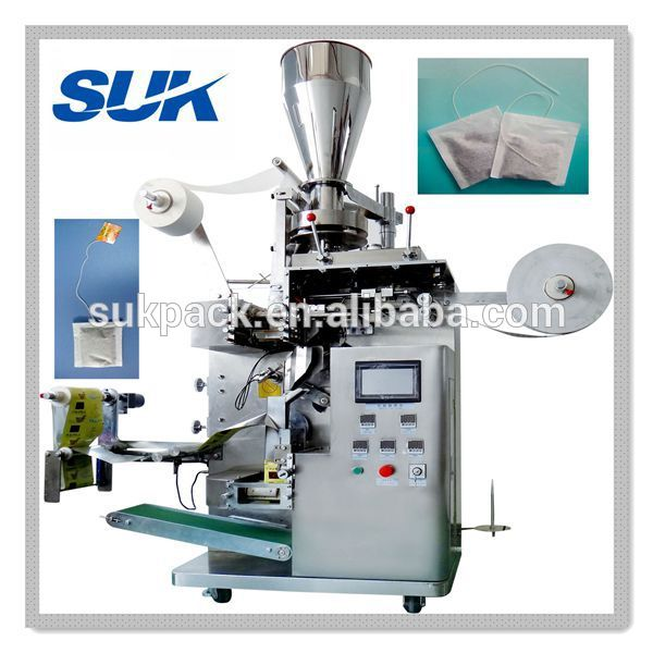 small tea bag machine