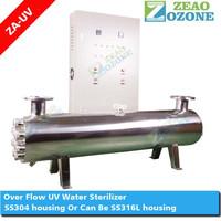 Ultraviolet Water Treatment 12GPM Aquarium UV Sterilizer