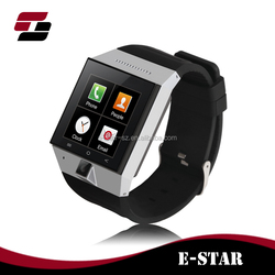Cheap 3G android smart watch phone 2016 with heart rate monitor