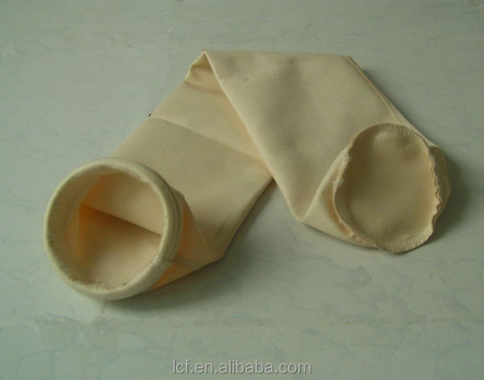 Nonvoven PPS pocket FILTER BAGS for Power Plant