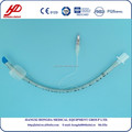 Endotracheal Tube with cuff and without cuff ( high pressure and low volume )