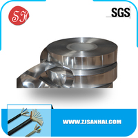 Cable shielding insulation Aluminum mylar tape
