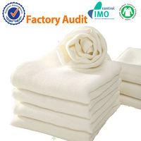 bamboo or organic cotton reusable cloth baby diaper