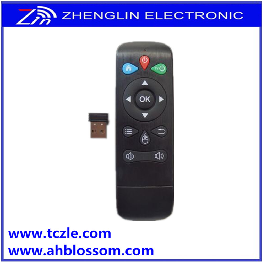 music ir nobel tv remote control with USB