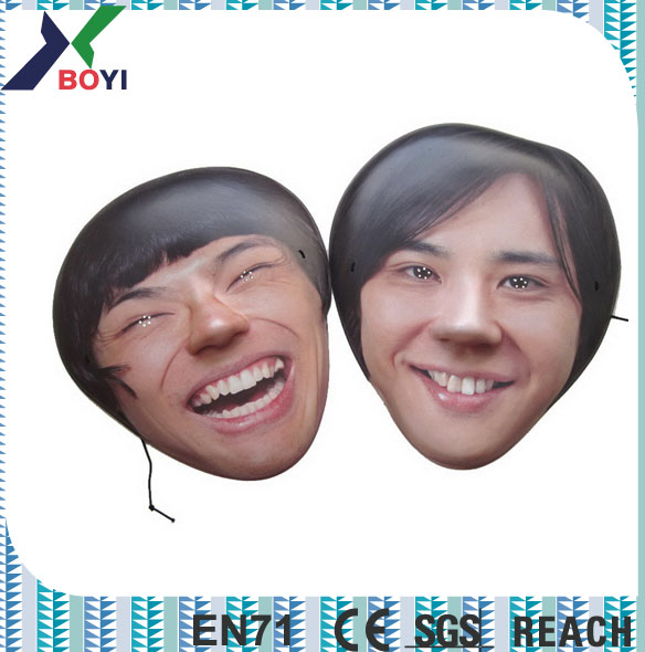 Hot Selling Halloween Mask Party Face Mask,Christmas /Masquerade Party Mask Decor Wholesale