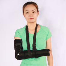 Medical immobilizing orthopedic universal arm forearm shoulder slings elbow support brace