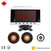 waiter call system button , restaurant and hotel supplies , portable paging system