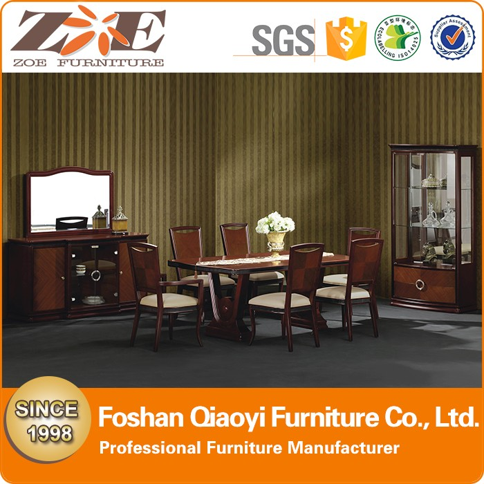 zoe02 dining room furniture wooden material dining table modern dining room restaurant furniture dining table chair