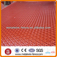 pvc painted expanded metal mesh price