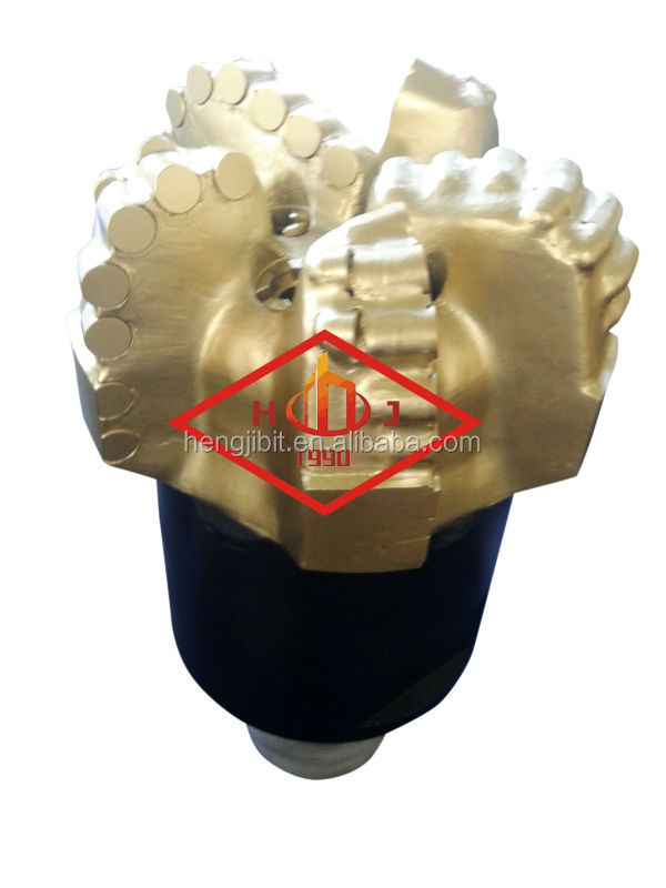 17 1/2 pdc bit f/ med. to hard formation with bit