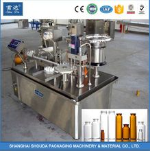 Hair Shampoo Production Line,Vial Filling Labeling Process Production Of Shampoo