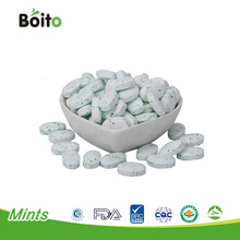 FDA Certification Milk Tablet Pressed Sweets Piece Shape Candy