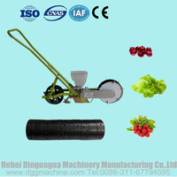 Vegetable onion tomato seeds manual seeder/onion planting machine