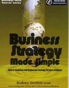 Business Strategy Made Simple book