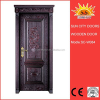 laminated fancy entry doors SC-W084