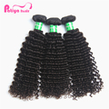 Peruvian virgin hair deep curl style double weft tight peruvian curly weave hair