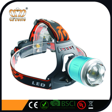 Ultra bright head light flashlight led headlamp