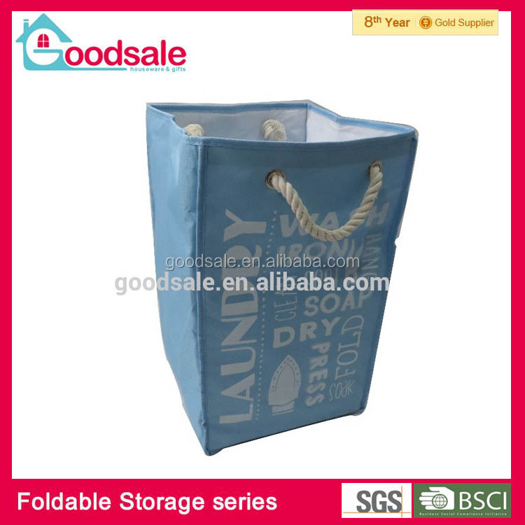 Eco-friendly practical polyester material foldable cheap bag laundry wash bags