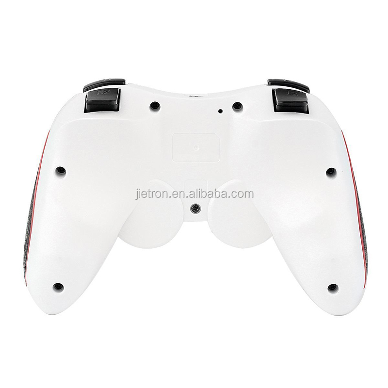 Wireless Bluetooth Controller with Analog Triggers For PS3