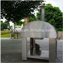 Stainless Steel industrial pizza oven pizza dome oven charcoal pizza oven