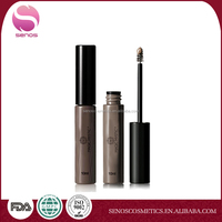 4 color eye brow gel semi permanent eyebrow gel with brush 2015 hot selling