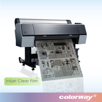 12 Years Factory Price Inkjet PET Film for image-setting plate-making