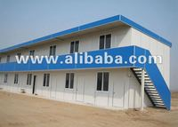 EPS prefab house for schools and college