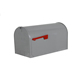 outdoor mini metal post box mailbox antique stainless steel cast iron waterproof wall mount wholesale american mailbox