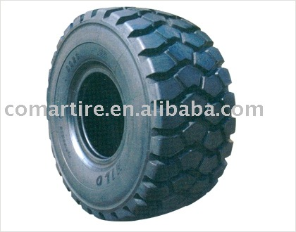 Rigid dumpers tire