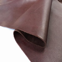 Cowhide Finished Fabric Split Leather Scraps Genuine Leather