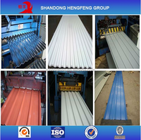 Corrugated Galvanized Zinc Roof Metal Sheets With Best Price