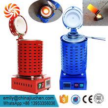 1150C Portable Electric Automatic Mini Gold Silver Refining Equipment