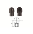 FC051 Ending fitting gas spring end connector for gas spring