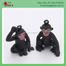 Small plastic toy like monkey for capsule toy