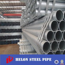 High quality galvanized steel pipe brand Zhaolida