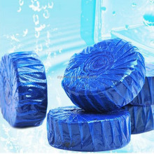 Manufacture Bule Bubble Solid toilet cleaner /Gel Detergent/Toilet Bowl Cleaner