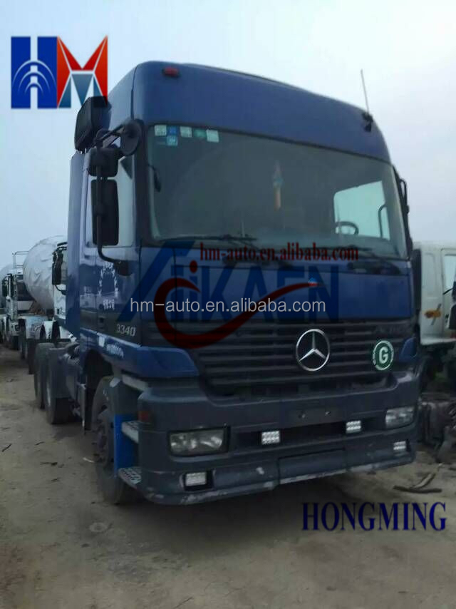 Used Germany Mercedes Actros/Truck 3340