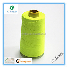 Manufacture and wholesale Polyester Sewing Thread 40/2