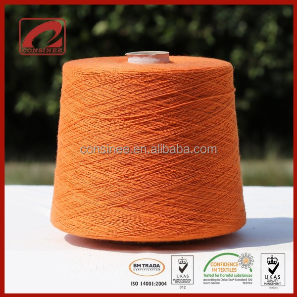 Stock service light weight and extremely soft pure baby camel yarn